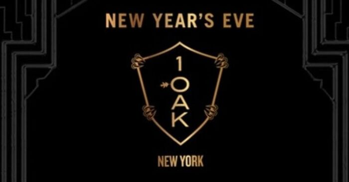 1 OAK New Years Eve